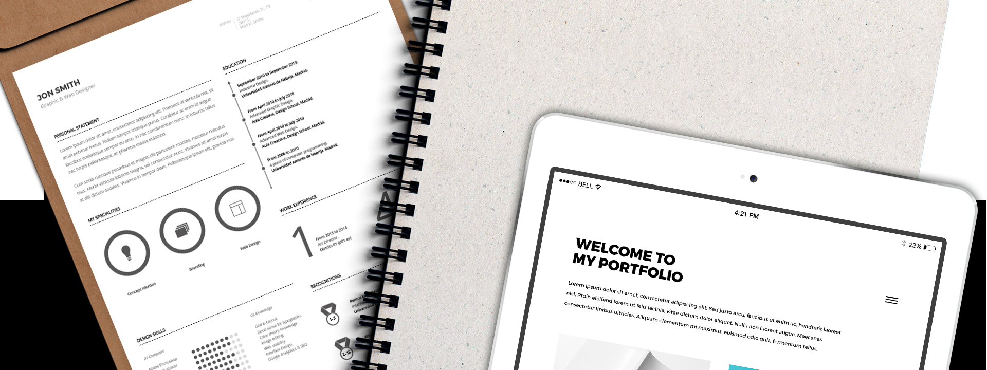 How to Create a Freelance Graphic Design CV
