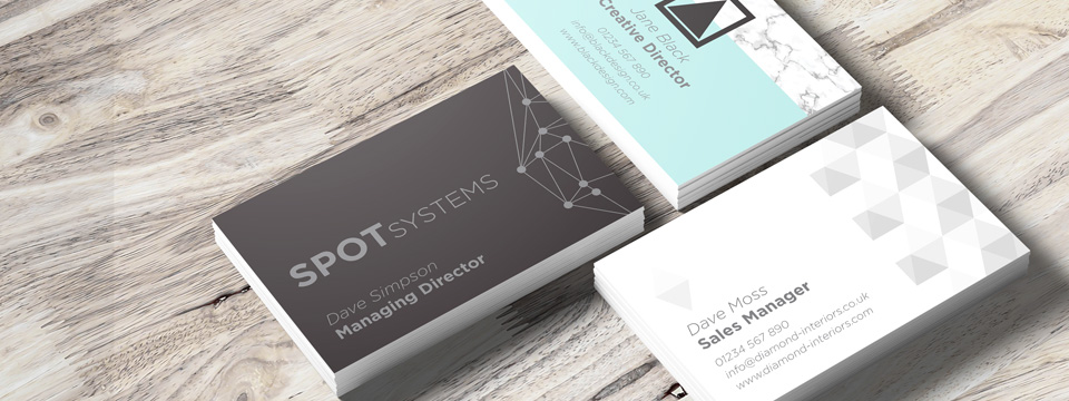 The Do's and Don'ts of Business Card Design